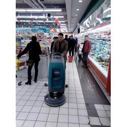 烟台洗地机-洗地机手推式驾驶式-坦能山东(优质商家)图片