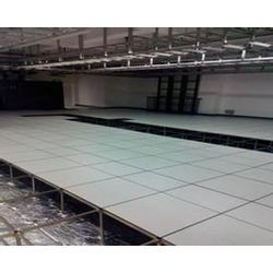 青岛防静电地板_常秀支持订做(优质商家)_木芯防静电地板图片