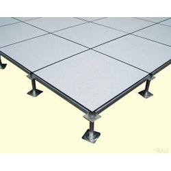 防静电地板特点、菏泽防静电地板、常秀厂家设计(多图)图片