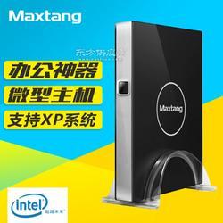 Maxtang大唐X37客厅电脑 台式机 赛扬1037U迷你主机HTPC客厅电脑图片
