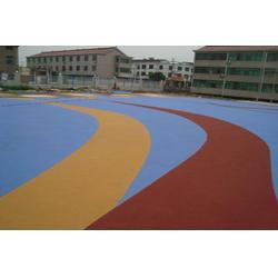 彩色沥青|彩色沥青道路施工工艺|鲁人景观(推荐商家)图片