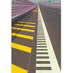 专业道路划线-道路划线-苏州凯瑞斯市政交通设施有限公司图片