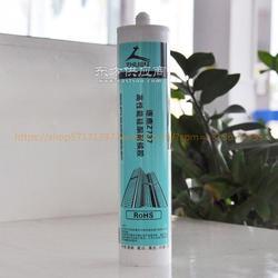 幕墙高位移耐候胶 逐鹿Z737高性能硅酮耐候胶 耐高温玻璃胶图片