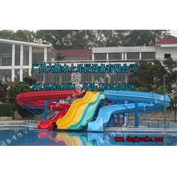水滑梯设施-河南水滑梯-大旗游乐设备图片