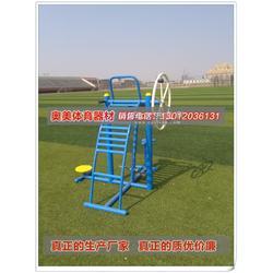 公园健身器材厂家呼拉桥休闲平凳报价款式展示图片