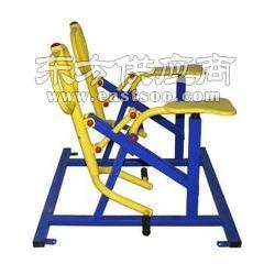 室外健身路径三位压腿架呼啦桥单人平步机图片