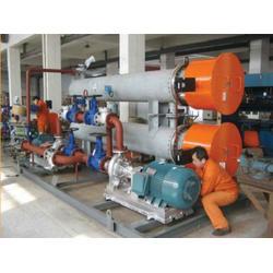 电加热导热油炉生产厂家、兴化电加热导热油炉、华能电热器材图片