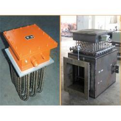 管道式电加热器联系电话,华能电热器材,呼和浩特管道式电加热器图片