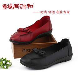内蒙古老北京布鞋、定做老北京布鞋、同源和布鞋加盟(多图)图片