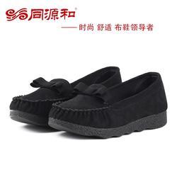 老北京布鞋女鞋冬季|贵州老北京布鞋|同源和布鞋加盟图片