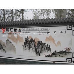 手绘墙到粤江(图)|手绘墙设计实力商家|萝岗区手绘墙图片