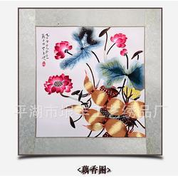 电脑 绣花机|杭州电脑绣花|德丰绣品(查看)图片