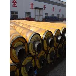 钢套钢保温管施工方法、新兴伟业保温、钢套钢保温管图片