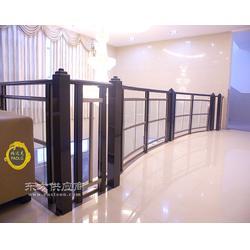 铝艺栏杆/楼梯护栏/楼梯栏杆/飘窗栅栏/阳台栏杆/阳台护栏/玻璃护栏/玻璃栏杆/楼梯防护栏图片