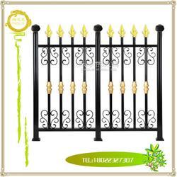 铝合金围栏 铝艺围栏 围墙围栏 别墅栅栏 别墅围栏 室外防护栏图片