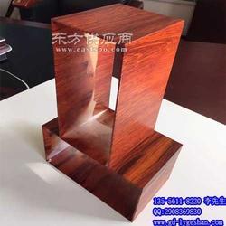 木纹铝方通 3D木纹方管 铝方通规格表图片