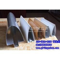 铝型材方通 V型铝方通 铝合金型材图片