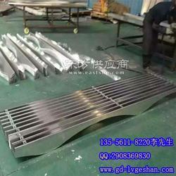 造型铝方通厂家 铝方通加工图片