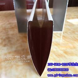 V形挂片天花 铝挂片生产厂家图片