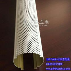穿孔圆管 铝圆管性能 薄壁铝管图片