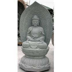 石雕人物厂家,石雕人物,坚美花岗岩雕刻(查看)图片