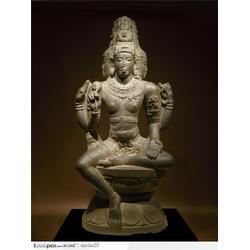 佛像雕塑石雕|佛像雕塑|坚美花岗岩雕刻图片