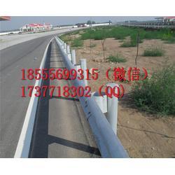 阜阳波形护栏施工队-钜亿W型双波护栏(在线咨询)图片