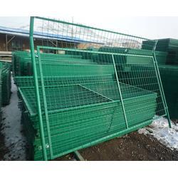 铁丝网护栏品质保障_常州铁丝网护栏_边框护栏网(查看)图片