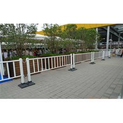 市政隔离栏厂-合肥人行道护栏生产加工厂图片