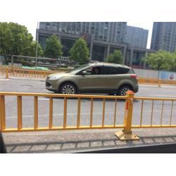 黄山人行道护栏施工队-U型京式护栏图片