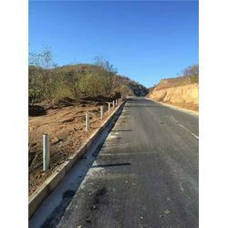 宣城波形护栏施工多少钱一米-高速防撞护栏