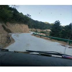 滁州W型双波护栏厂-宣城W型双波护栏-波形防护栏杆(查看)图片