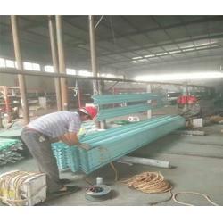 高速防撞护栏 波形护栏生产厂家-淮安波形护栏图片
