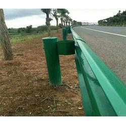镀锌板护栏 高速公路波形护栏-湘西波形护栏图片