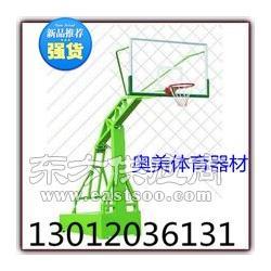 仿液压篮球架移动篮球架图片