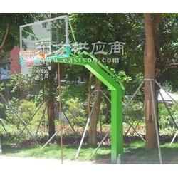 小区篮球架圆管篮球架图片