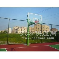 高标准篮球架地埋高档篮球架图片