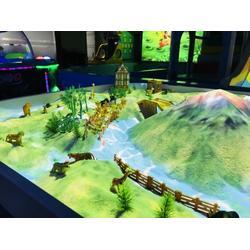 郑州投影沙桌,四川投影厂家,童爱岛儿童乐园(推荐商家)图片