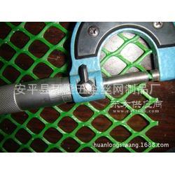 厂家直销 塑料平网 养殖网 养鸡网 隔离网 颜色齐全 可定做图片