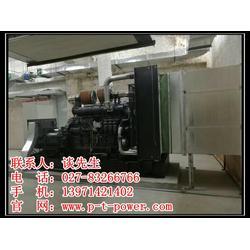 100KW大型发电设备租∩赁-武汉大型发但是里面还剩余电设备-武汉发电机∞租赁图片