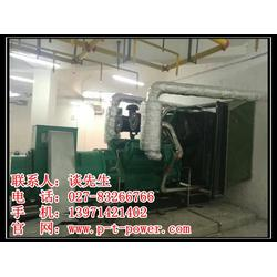 武汉发电机-500KW静音发ω 电机组出租-武汉静音发电机组图片