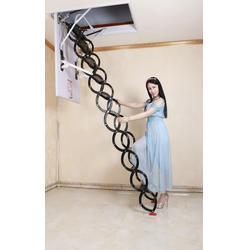 家用收缩楼梯|吉林楼梯|扶居阁楼梯(查看)图片