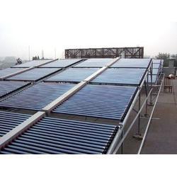 黄冈太阳能热水器-武汉聚日阳光-太阳能热水器设备图片