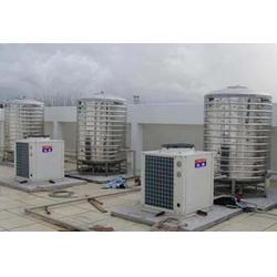 发廊空气能热泵热水器-空气能热泵-聚日阳光工程
