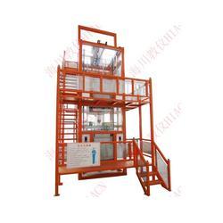 电梯_苏州海川科教设备_透明电梯实验装置图片