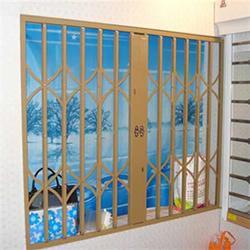 活動鋁合金拉伸門制造|活動鋁合金拉伸門|蘇州福娃彩鋼門窗圖片