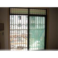 铝合金拉伸门-苏州福娃彩钢门窗-张家港铝合金拉伸门图片