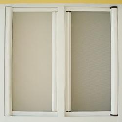 纱窗-纱窗出售-苏州福娃彩钢门窗(优质商家)图片