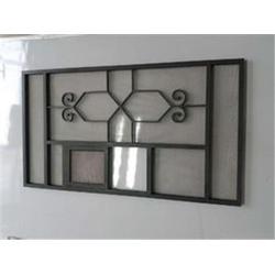 金刚网窗(图)_彩钢儿童防护窗订做_烟台彩钢儿童防护窗图片