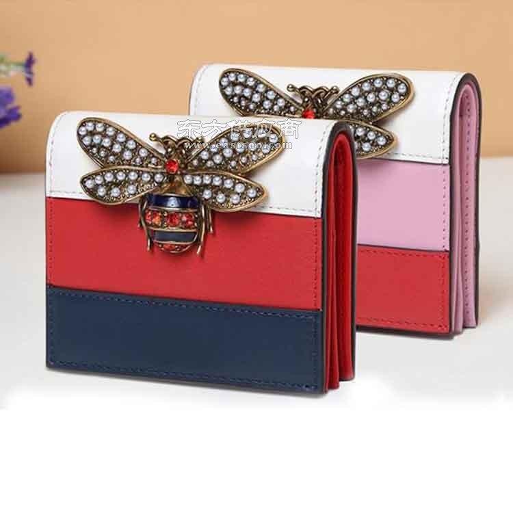蜜蜂女包订做 女士包包 厂家图片